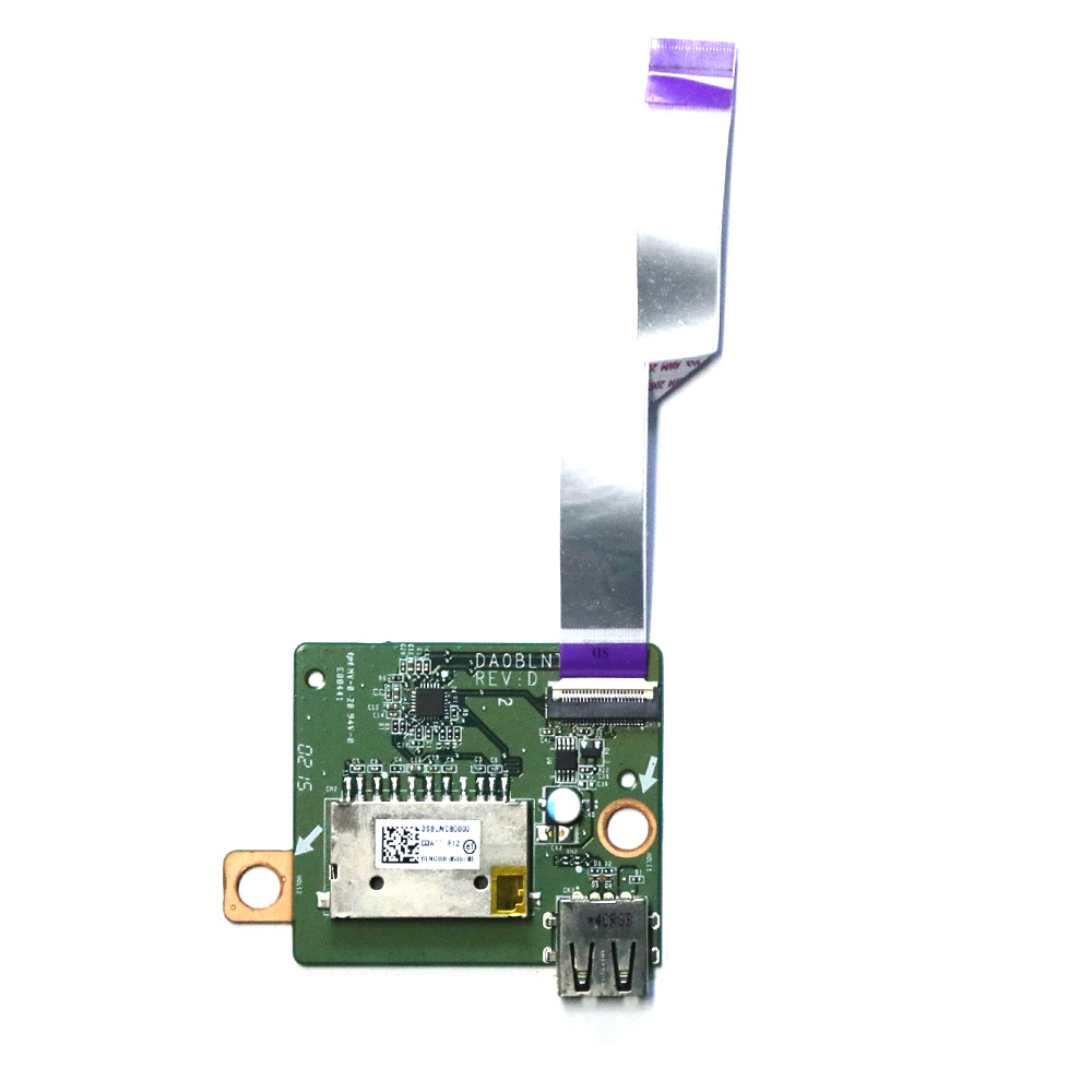 Placa Cititor Card Laptop Toshiba S50-B