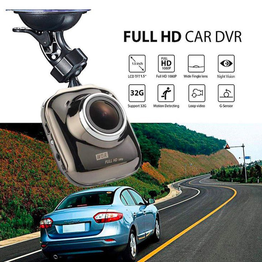 Camera Auto DVR Loosafe RoadTeam M008