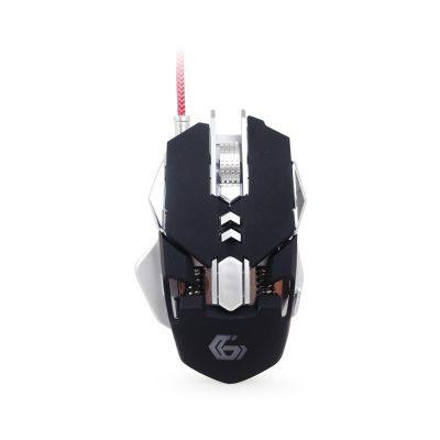 Mouse Gaming Optic Gembird MUSG-05 Argintiu