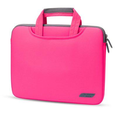 "Geanta Business Laptop DOWSWIN 15.6"" Roz"