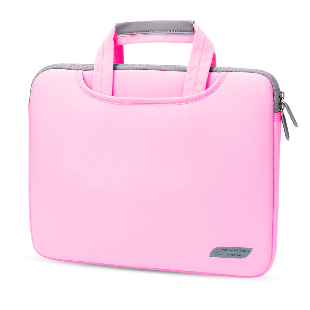 "Geanta Business Laptop DOWSWIN 15.6"" Pink"