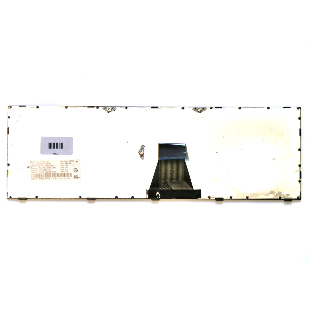 Tastatura Laptop Lenovo IdeaPad B50-80 Layout UK