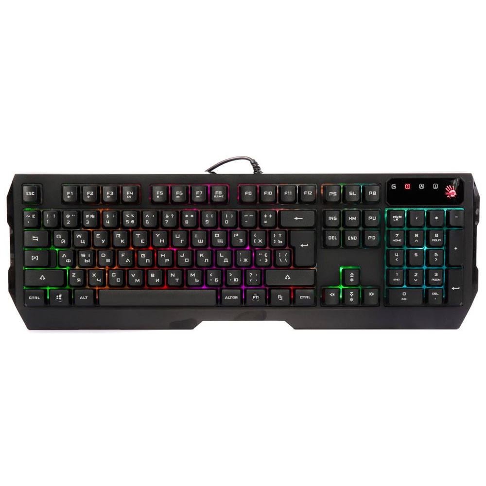 Tastatura Illuminata RGB Gaming A4tech Bloody