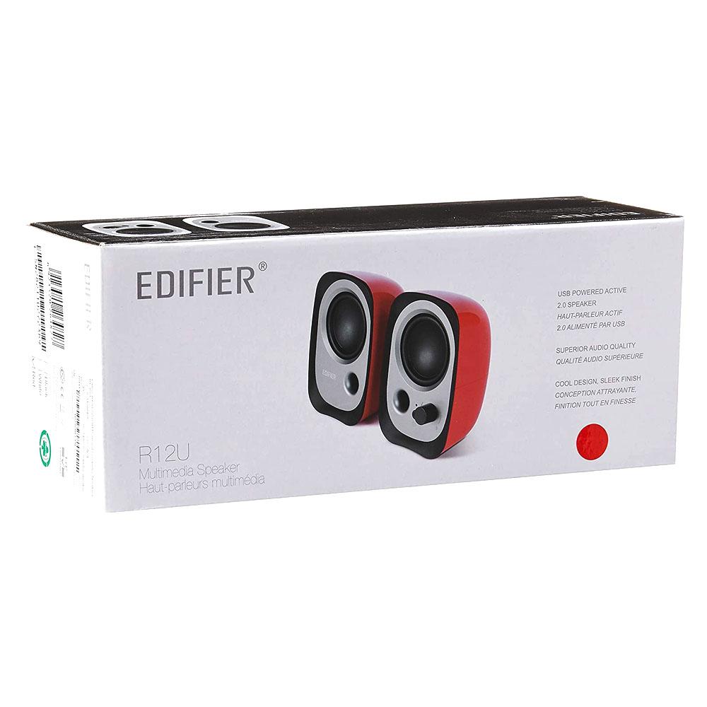 Boxe 2.0 Edifier R12U-RD 4W Rosu