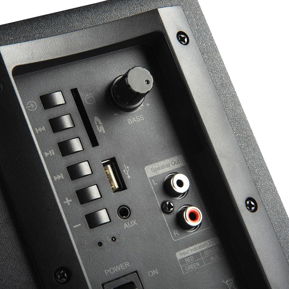 Boxe 2.1 Edifier XM6PF-BK 48W RMS