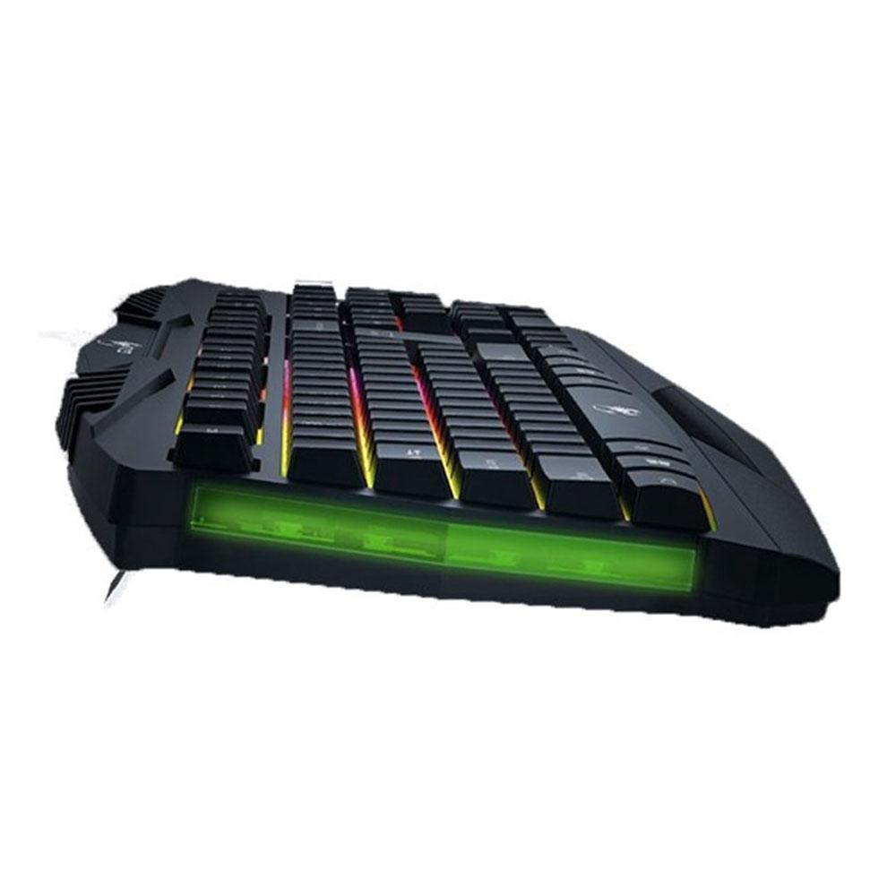Tastatura Illuminata Gaming Genius Scorpion K220