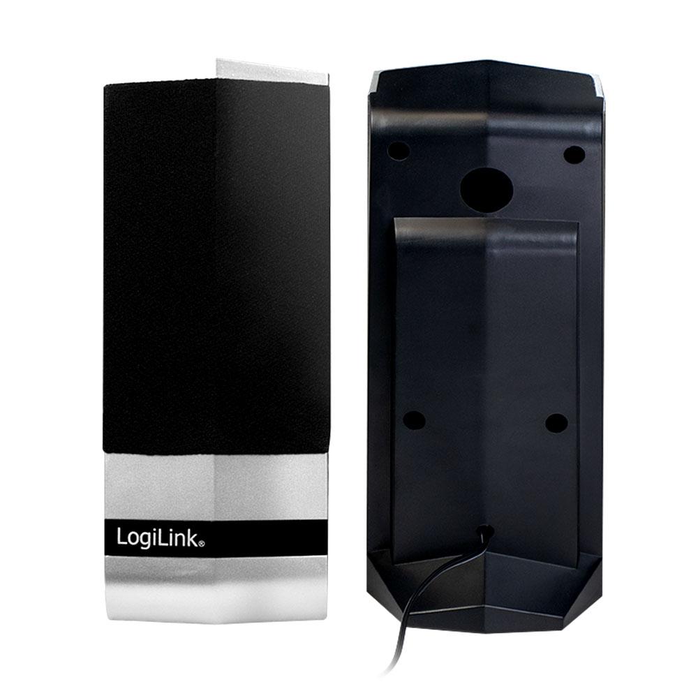 Boxe 2.0 Logilink SP0026 4.8W USB