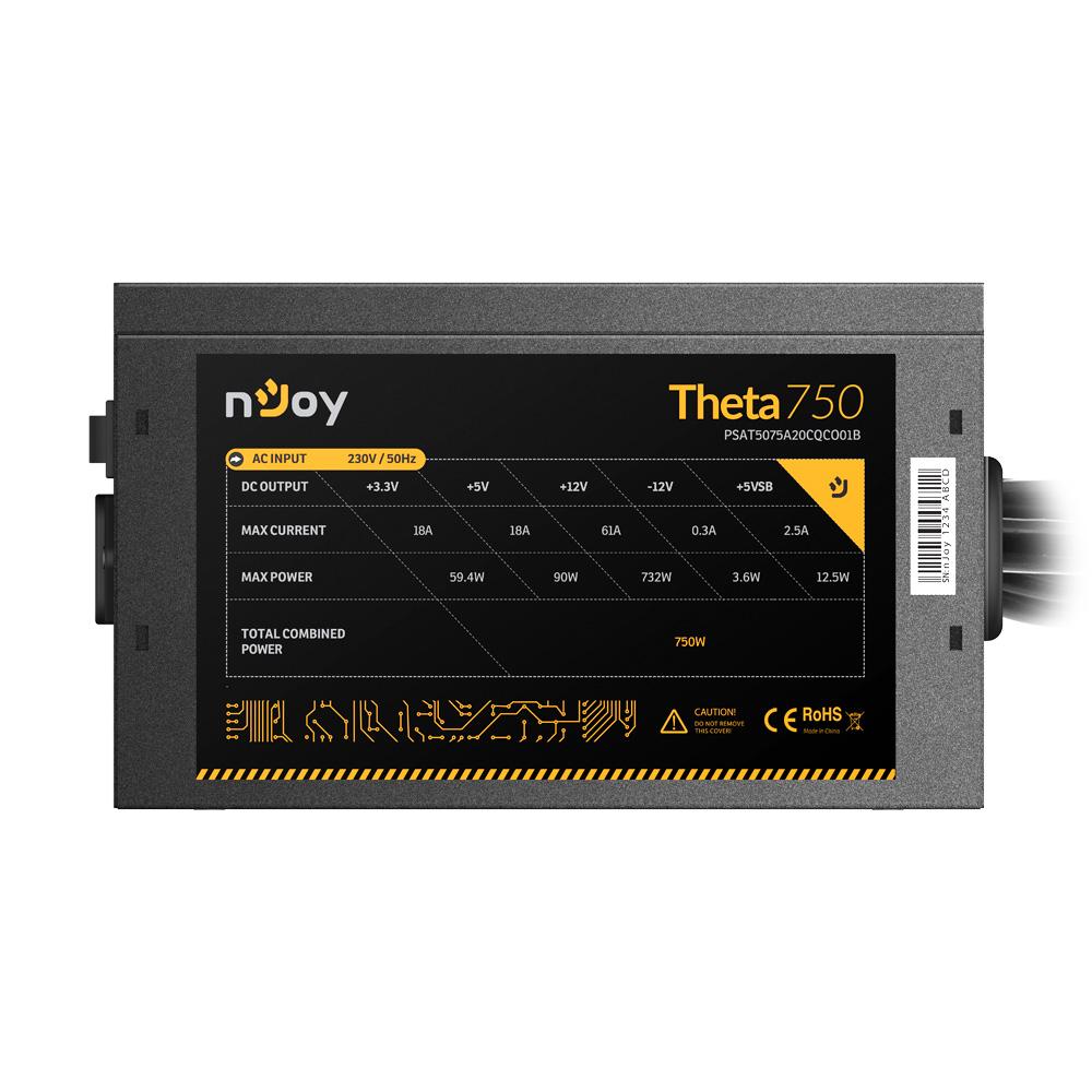 Sursa nJoy Theta 750 750W 80+