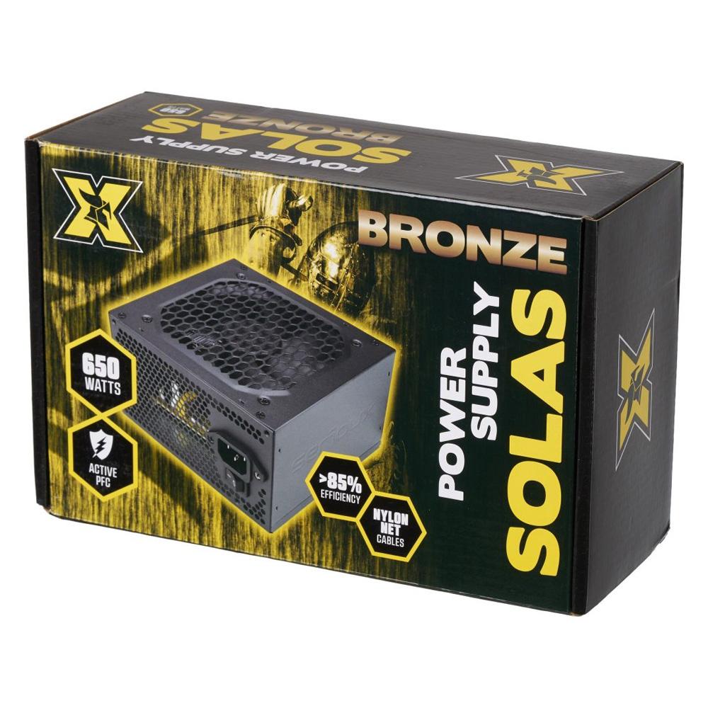 Sursa Serioux Solas Bronze 650W 80+