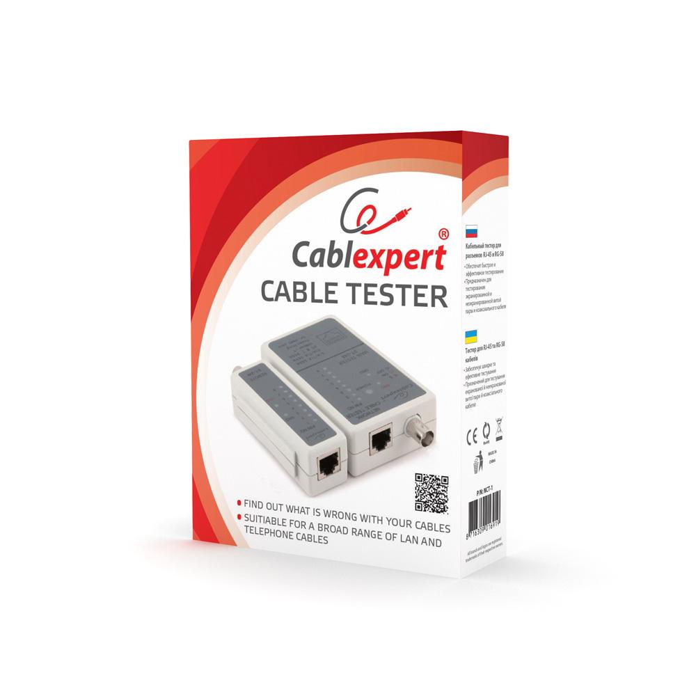 Tester Cablu Cablexpert NCT-1 Pentru RJ-45