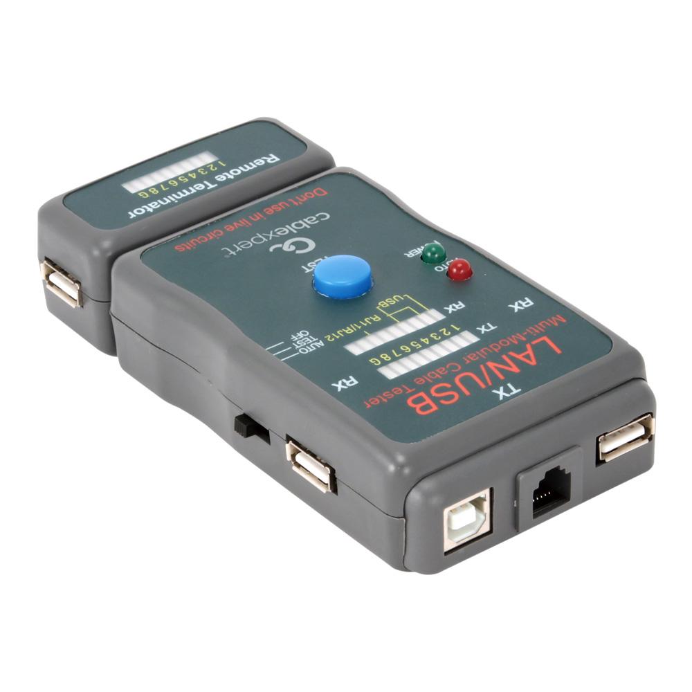 Tester Cablu Cablexpert NCT-2 Pentru UTP