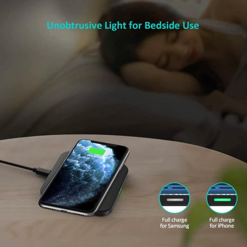 Incarcator Wireless Choetech T511-S Fast charging