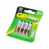 Baterie Alcalina GP SUPER LR03 AAA