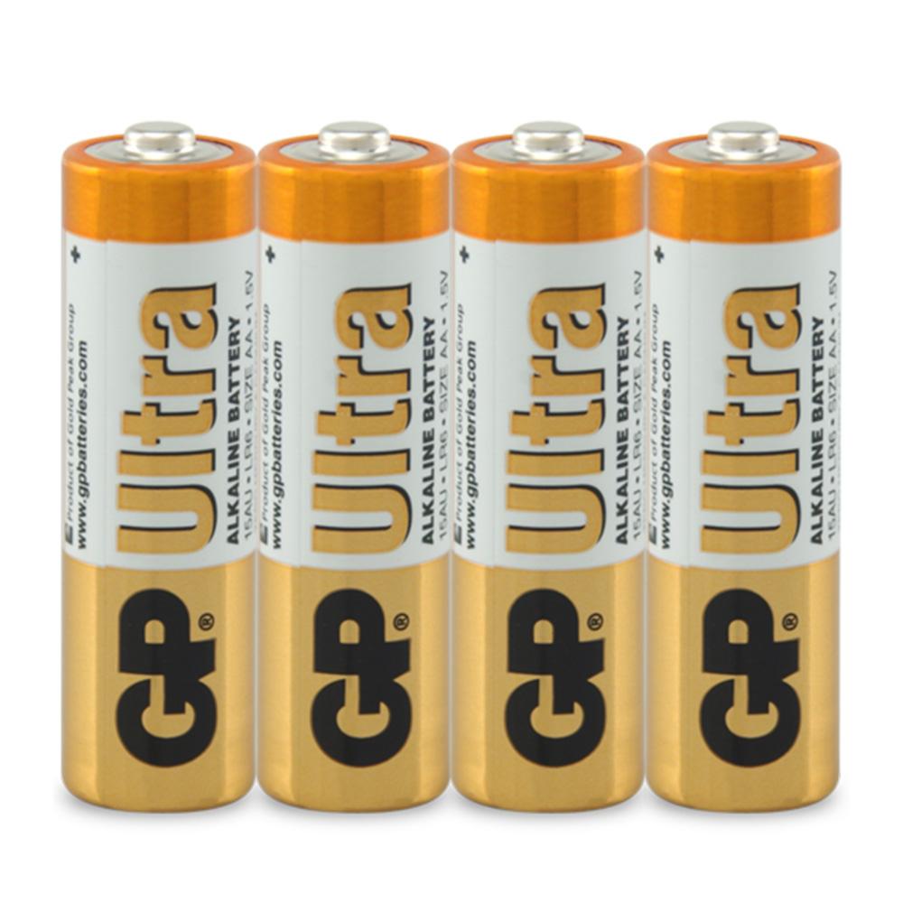 Baterie GP Ultra Alcalina AA 1.5V