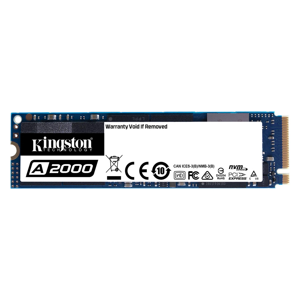 SSD Kingston A2000 500GB M.2 NVME