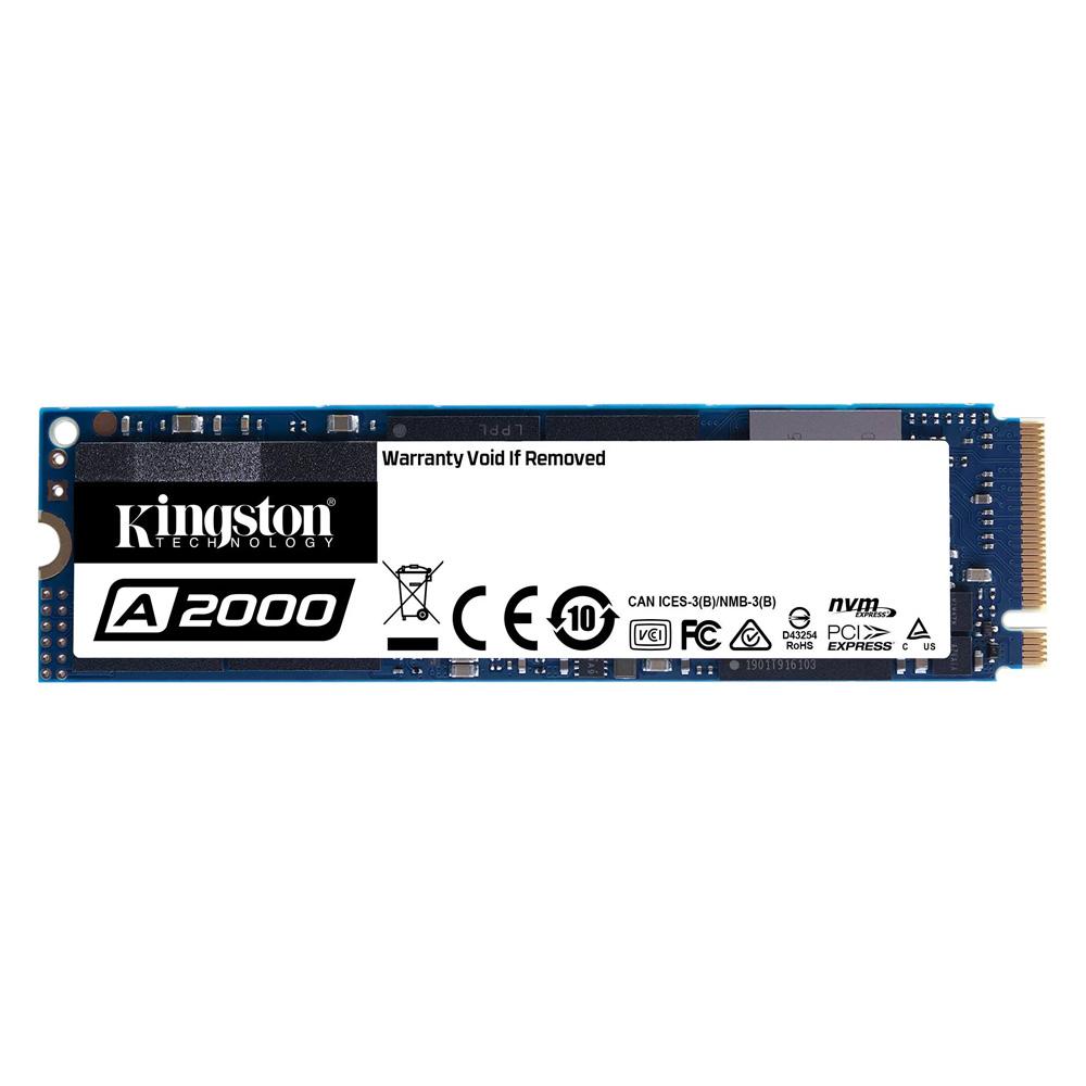 SSD Kingston A2000 500GB M.2 NVME