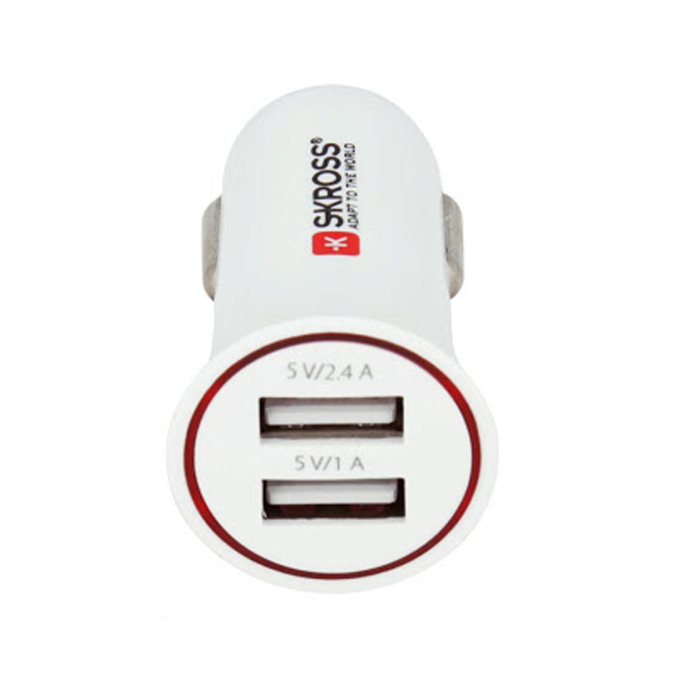 Alimentator Bricheta Auto Skross USB 12-24V