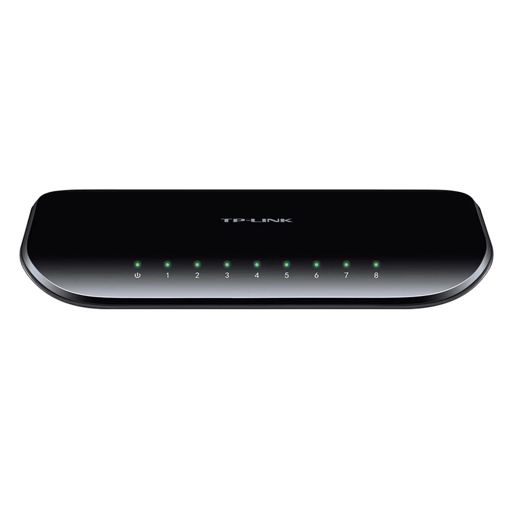 Switch TP-Link TL-SG1008D 8 porturi 10/100/1000Mbps