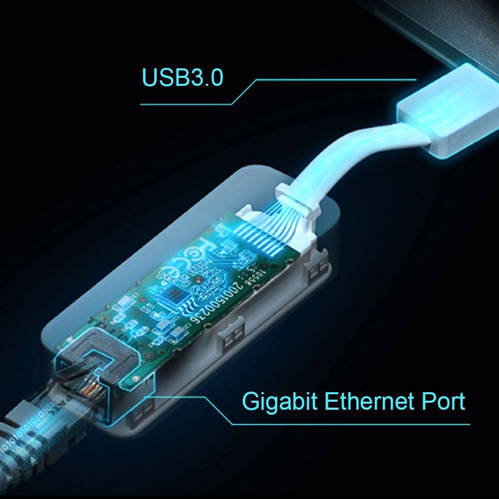 Adaptor Retea Ethernet TP-Link UE300 USB3.0