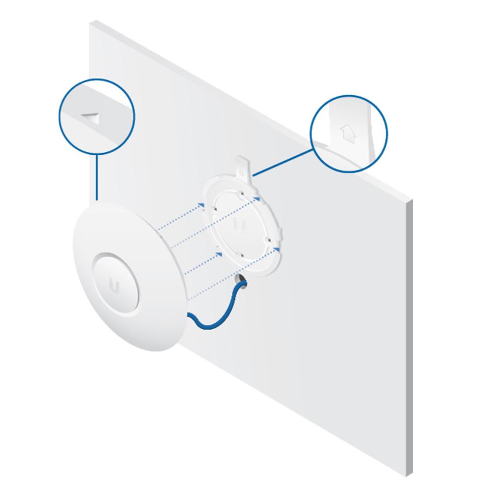 Access Point Ubiquiti UAP-AC-LITE Gigabit DualBand