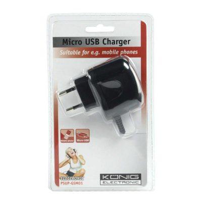 Alimentator Micro USB Konig PSUP-GSM01