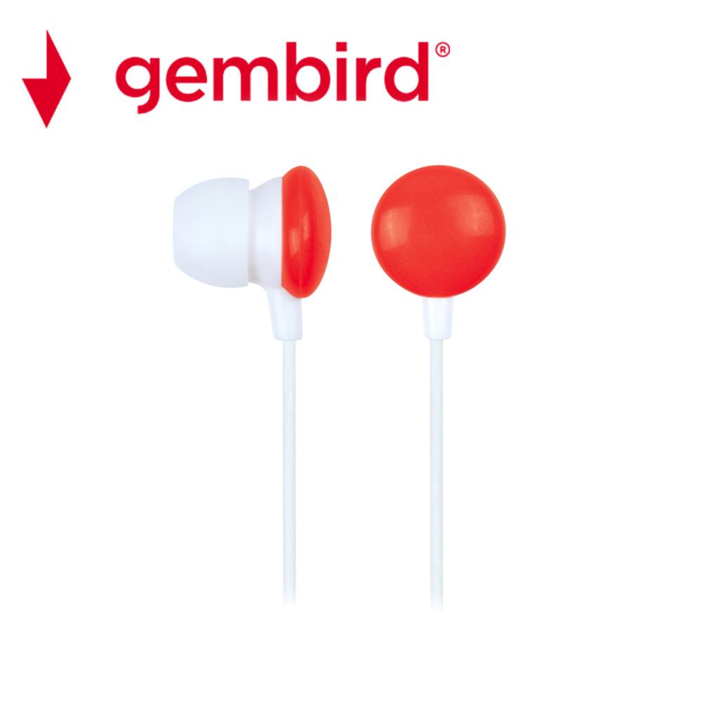 Casti Gembird MHP-EP-001-R cu Fir