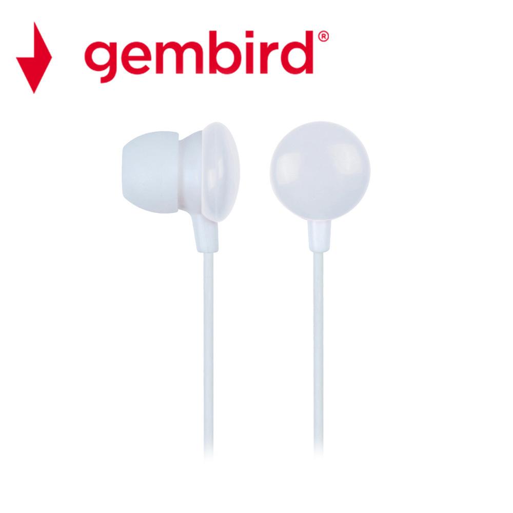 Casti Gembird MHP-EP-001-W cu Fir