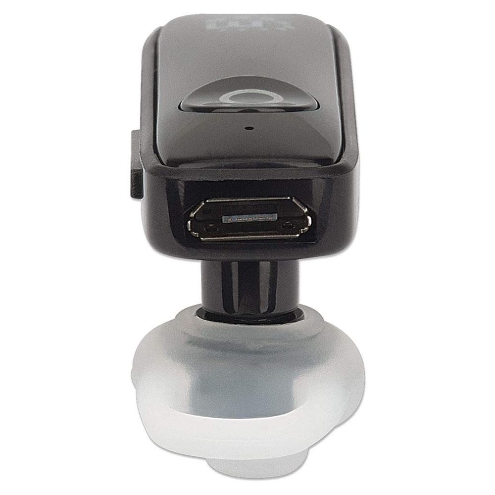 Headset Bluetooth V4.0 Manhattan 179614 Negru
