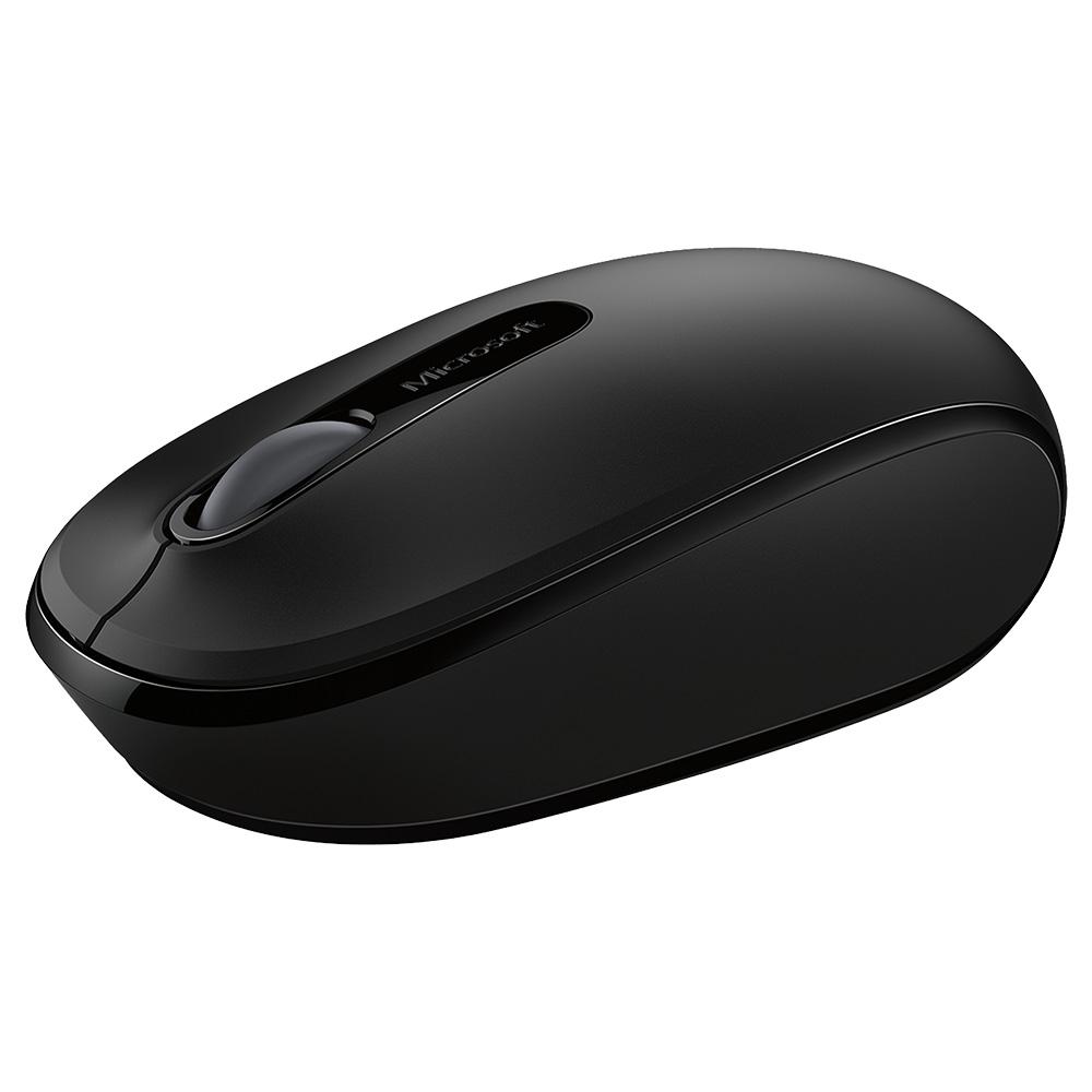 Mouse Wireless 2.4GHz Microsoft 1850 Negru