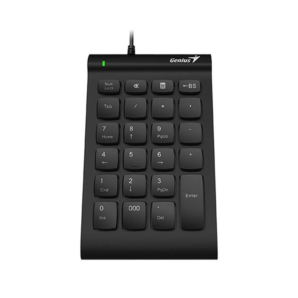 Tastatura Numerica Cu Fir Genius i130