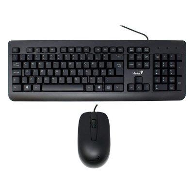 Kit Tastatura + Mouse Genius KM-160