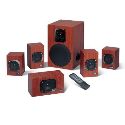 Boxe Genius SW-HF5.1 4800 125W RMS