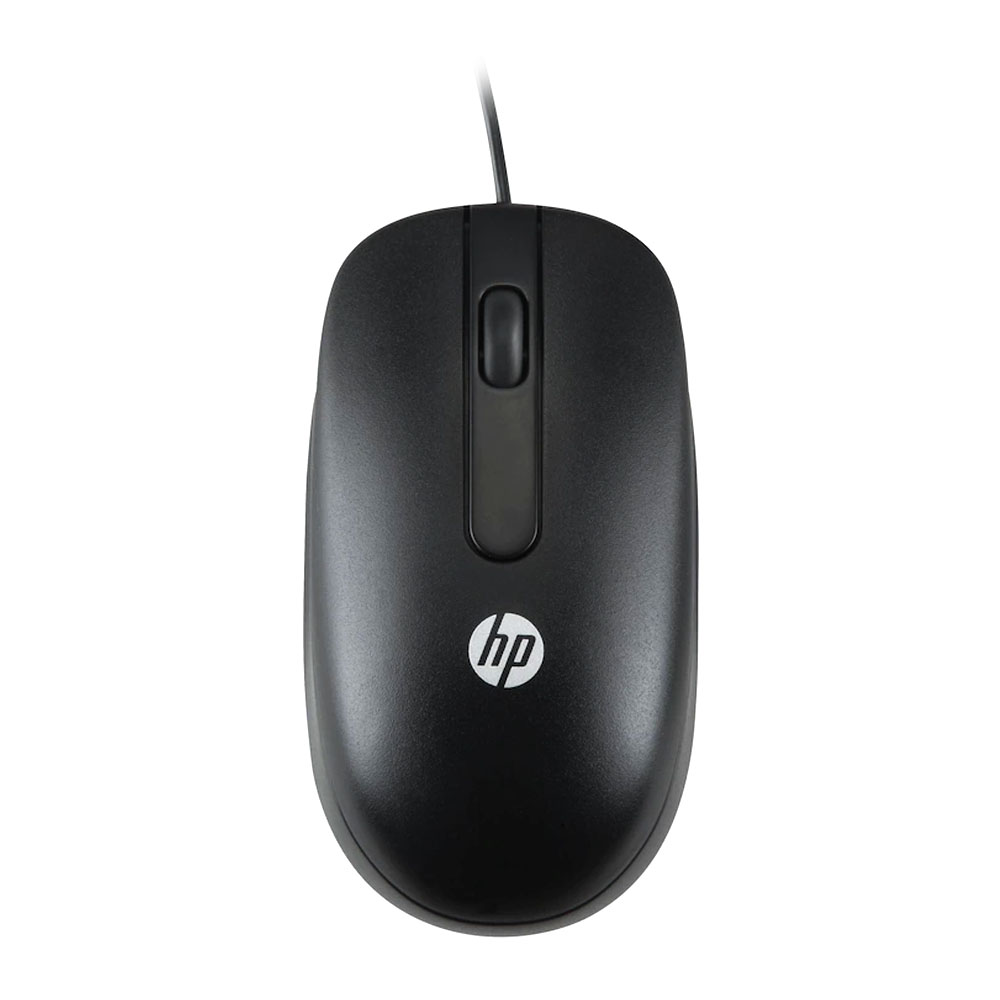 Mouse cu Fir HP QY777AA Optic