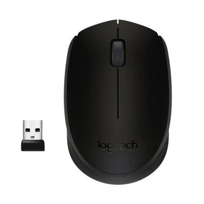 Mouse Wireless 2.4GHz Logitech B170 Optic